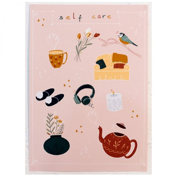 Self Care by Lauren Gale